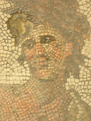 Byzantine mosaic by A.Ashman